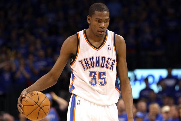 NBA Playoff Predictions: Kevin Durant Will Lead OKC Thunder to NBA Title