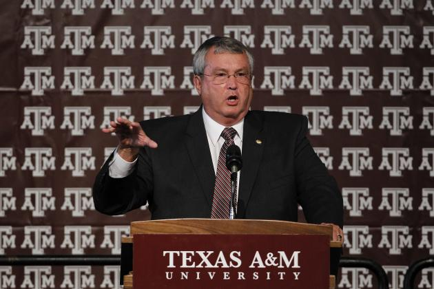 NCAA Football 2012: Add Texas-Texas A&M to the Casualties of Realignment