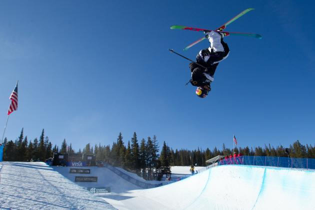 Slopestyle Skier Simon Dumont Discusses the Olympics, His Injury and More