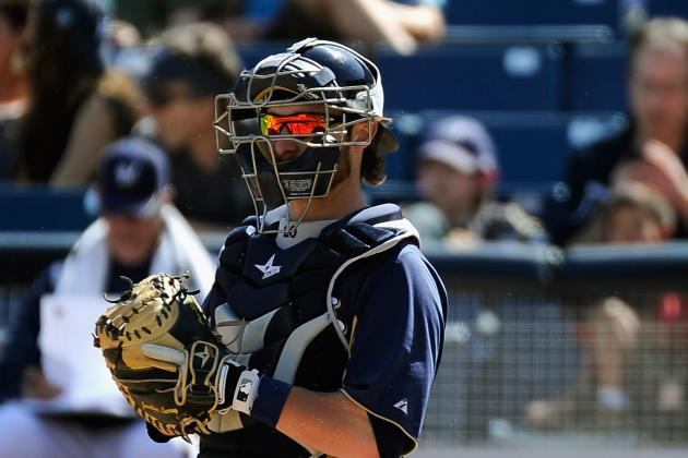 Milwaukee Brewers, Jonathan Lucroy Agree to 5-Year Contract Extension