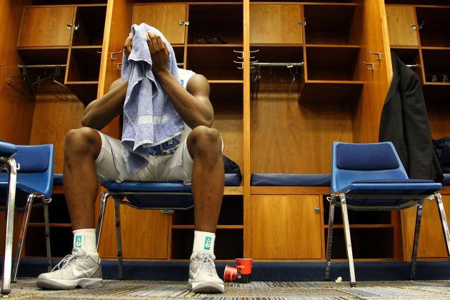NCAA Tournament 2012: 4 Most Disappointing Performances in Elite Eight