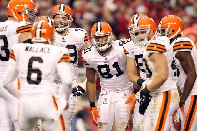 Cleveland Browns Awarded 4 Compensatory NFL Draft Picks