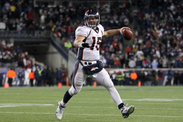 NFL Rumors: Broncos Reportedly Tried to Trade Tim Tebow Before Manning Signed