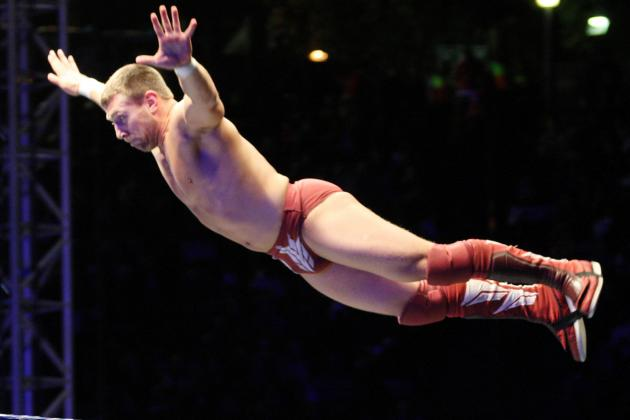 WWE:  Why Daniel Bryan Is so Much Better as a Heel