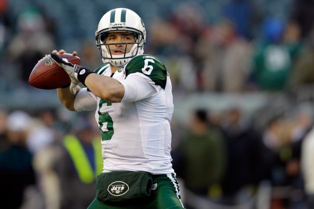 Mark Sanchez 'Not Worried' About Losing His Starting Spot to Tim Tebow