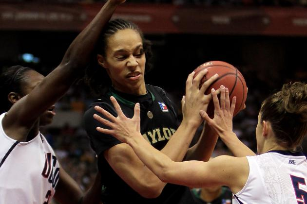 Brittney Griner: Will NCAA Suspend Baylor Star for Leaving Bench vs. Tennessee?