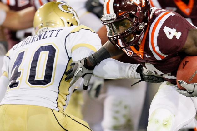 Georgia Tech Football: Jackets' Julian Burnett's Career Likely over