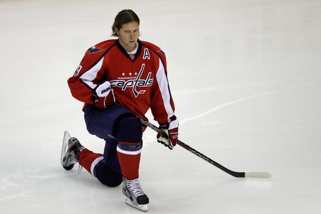 Washington Capitals: Nicklas Backstrom Back Practicing After Concussion Recovery