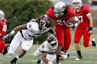 2012 NFL Draft: Nicholls State University Cornerback Bobby Felder Gets It Done