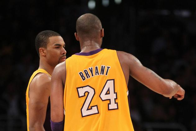 NBA Trades: Grading Ramon Sessions Trade for LA Lakers After 6 Games