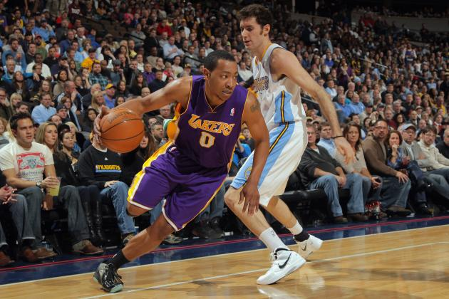 Los Angeles Lakers: Should Point Guard Andrew Goudelock Get More Minutes?