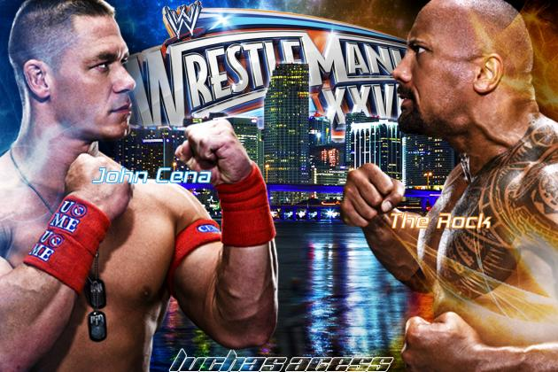 WWE: The Rock and John Cena Steal the Show on Final RAW Before WrestleMania 28