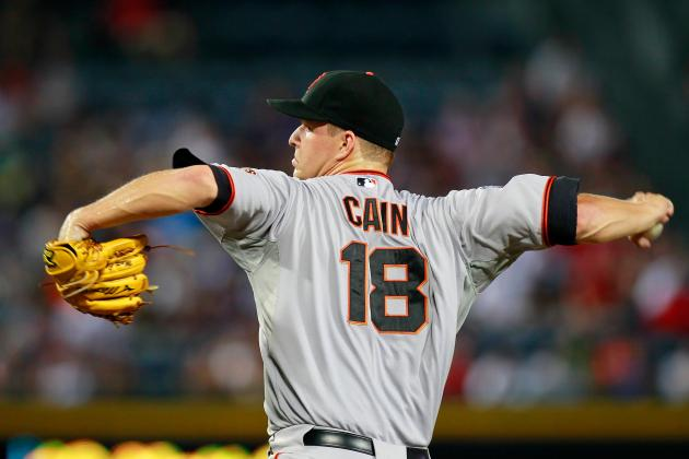 Would the Miami Marlins Make a Huge Offer to Matt Cain in Free Agency?