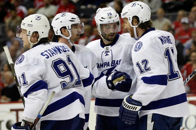 Tampa Bay Lightning Defeat Philadelphia Flyers, 5-3