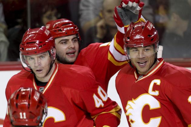 Calgary Flames Set on Clinching 2012 Playoff Berth