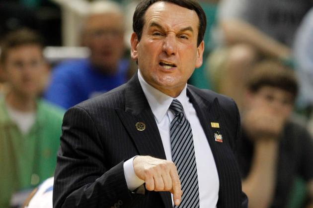 Duke Basketball: Why Coach K Is to Blame for the 1st Round Loss to Lehigh