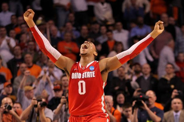 NCAA Tournament 2012: Jared Sullinger Will Dominate Kansas to Propel Ohio State