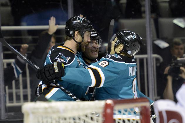 San Jose Sharks Strong Effort over Colorado Avalanche Earns NHL Pacific Lead