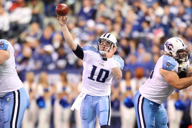 Andrew Luck, Blaine Gabbert and Jake Locker: Busts or Stars by End of Year 2?