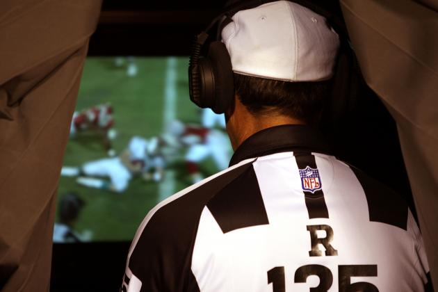 NFL Going to Full-Time Booth Replays Would Be Overkill