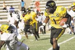2012 NFL Draft: Grambling State University Wide Receiver Mario Louis Is Special