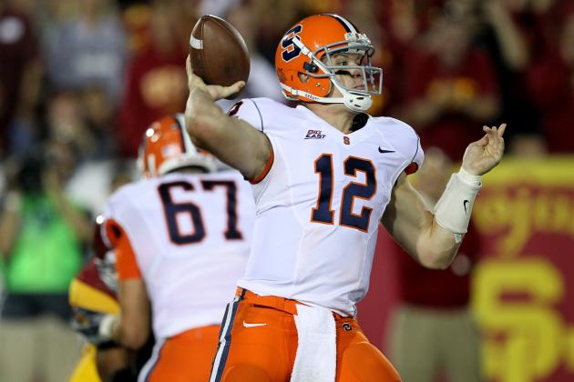 Syracuse Football 2012: Schedule Will Test Orange in Already Tough Season