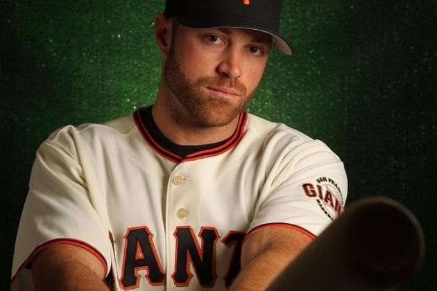 San Francisco Giants: Will Nate Schierholtz Be the Starting Right Fielder?