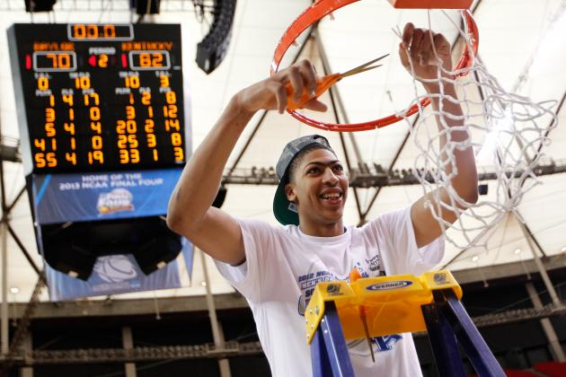 NCAA Final Four 2012 Prediction: Why Kentucky Is Too Talented Not to Win Tourney
