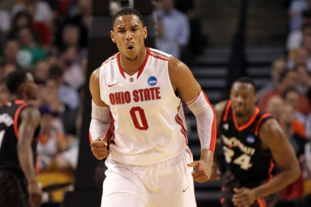 Final Four 2012 Schedule: Jared Sullinger and Stars Who Will Flop on Big Stage