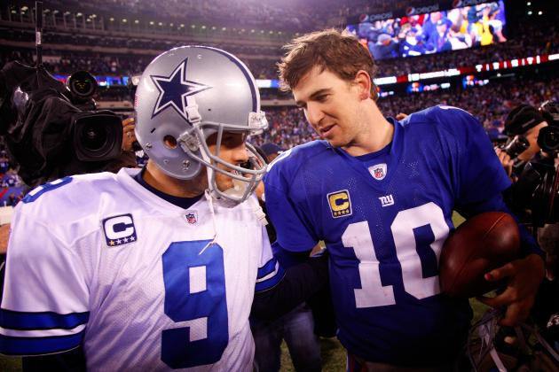2012 NFL Schedule: Bold Predictions for Giants vs. Cowboys Opener