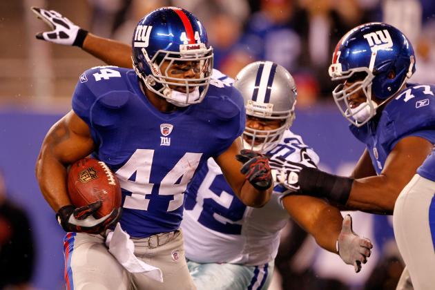 Report: NFL Announces That Giants Will Host Cowboys in Season Opener