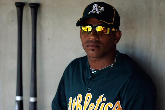 MLB Prospects GIF: The Legend of Yoenis Cespedes