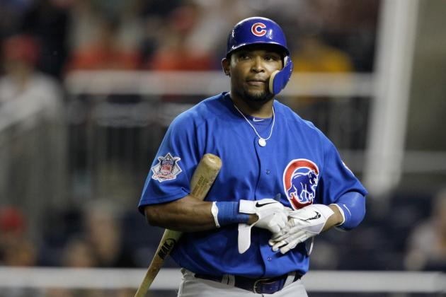 Chicago Cubs Trade Rumors: Where Could Marlon Byrd Go?
