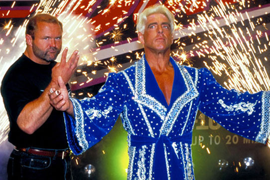 WWE News: Ric Flair and Dixie Carter Comment on Hall of Fame Induction
