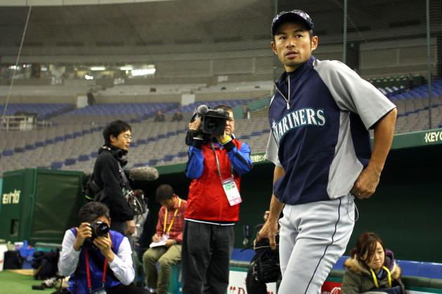 Ichiro Suzuki Goes Home: The Importance of Opening Day in Japan