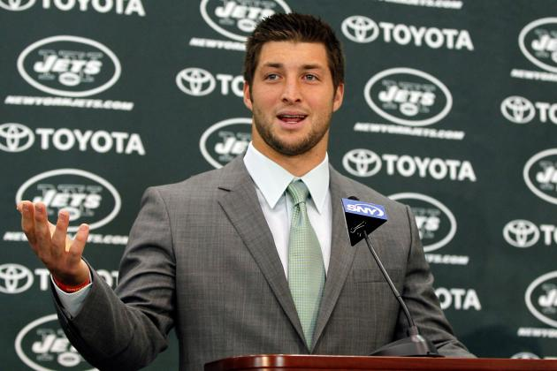 New York Jets: Why Media Hype Will Propel Tim Tebow to Starting Quarterback