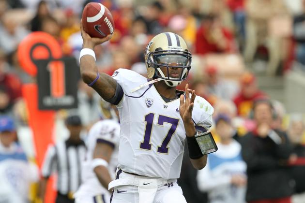 2012 Washington Huskies Preview: Keith Price Is a Strong Heisman Candidate