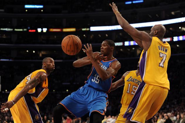 Kobe Bryant vs. Kevin Durant: Who's Better in the Clutch?