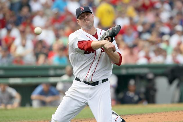 Boston Red Sox: John Lackey Proves He's Just Terrible