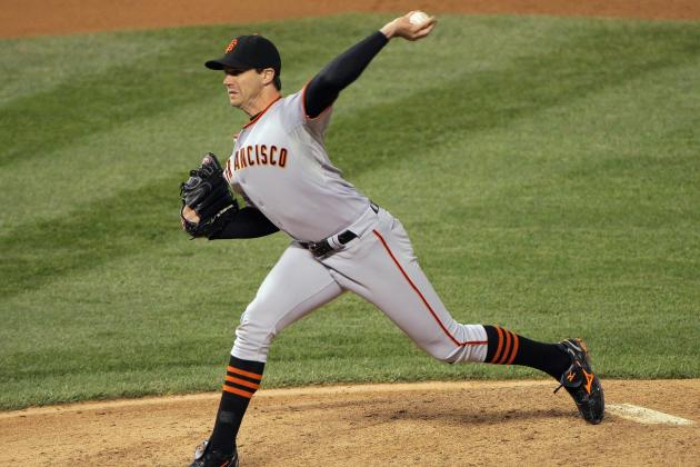 San Francisco Giants: Wise to Keep Barry Zito as Fifth Starter