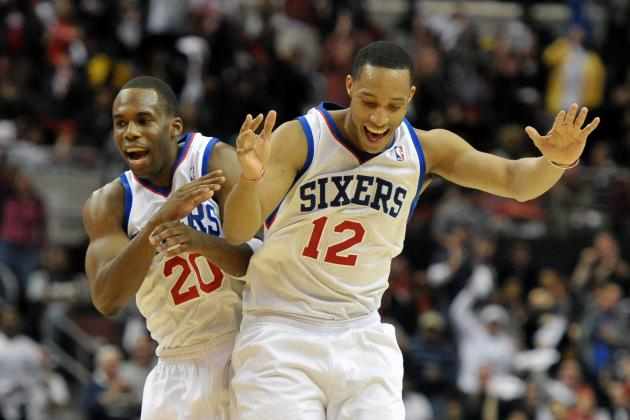 Philadelphia 76ers: Jodie Meeks' 31 Leads 76ers to Regain Atlantic Division Lead