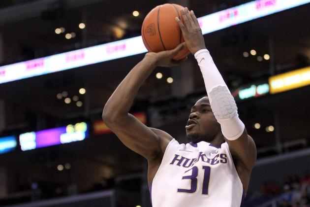 NIT 2012: An End to a Disappointing Season for the Huskies
