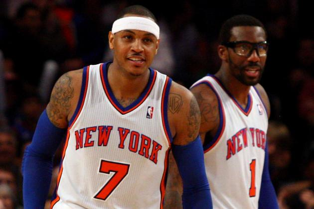 Carmelo Anthony Must Win Now to Win over the New York Knicks Fanbase