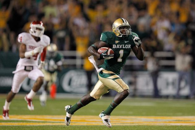 2012 NFL Draft:  8 Prospects Skyrocketing After Pro Days