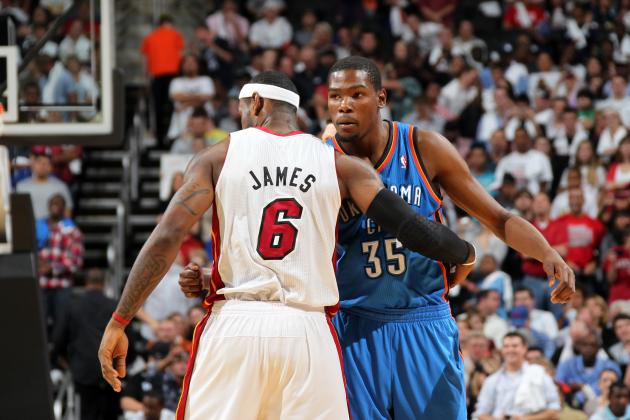 Las Vegas Odds: Miami Heat Are Favored over Bulls & Thunder