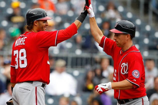 Washington Nationals: Michael Morse, Adam LaRoche Returning to Action This Week