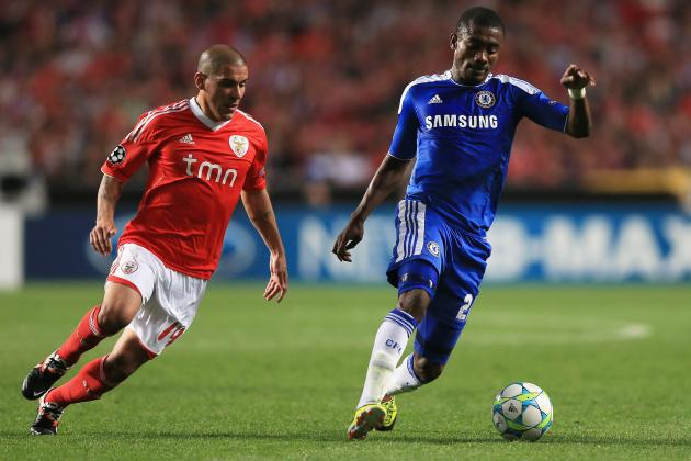 UEFA Champions League: How Di Matteo and Chelsea Got Their Victory at Benfica