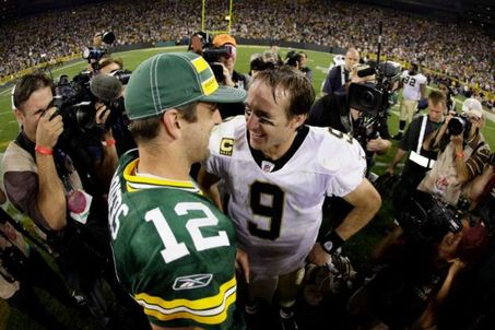 Aaron Rodgers vs. Drew Brees: Who Is the Real System QB?