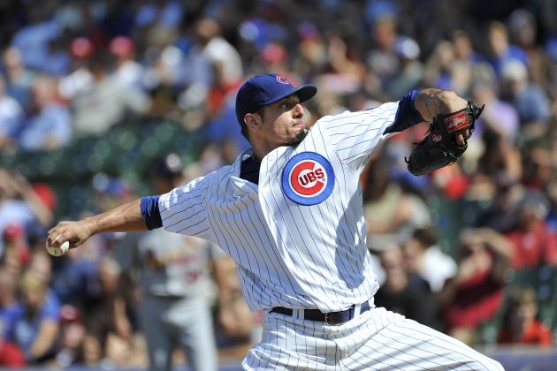 Chicago Cubs Rumors: Re-Signing Matt Garza Must Be Team's Top Priority