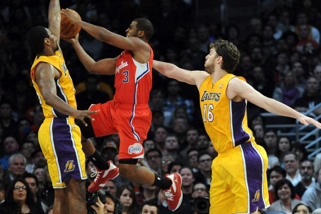 2012 NBA Playoff Predictions: Which L.A. Team Is Primed for Longer Playoff Run?